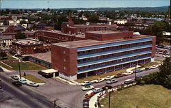 Norwood Hospital Postcard