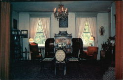 Formal Parlour, Red Lion Inn