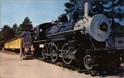 The Edaville Railroad