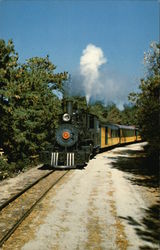 Edaville Railroad