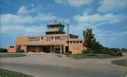 Administration Building New Bedford Municipal Airport