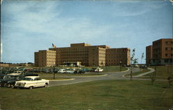 Main Building, Veterans Administration Hospital - Dedicated October 25, 1953