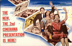 The New, the 2nd Cinerama Presentation is Here!
