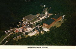 Famous Old Taylor Distillery
