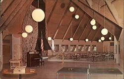 Conservative Baptist Camp - Main Lodge, Interior