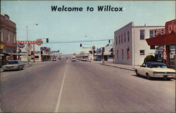 Welcome to Willcox