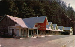 Smokies Restaurant - at the park entrance - Van Reagan, Owner