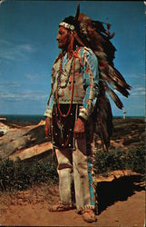 Chief Medicine Man Napoleon Madison