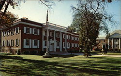 Green Mountain College - Administration Building