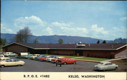 Kelso Elks Home 1482