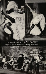 """Can-Can"" - Shubert Theatre"