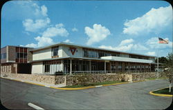 South Bend YMCA Postcard