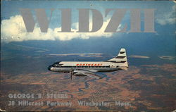 W1DZH - Northeast Airlines
