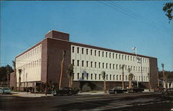 New Federal Building and United States Post Office completed in 1959