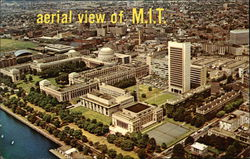 Massachusetts Institute of Technology - Aerial View