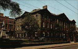 Street View of Province House
