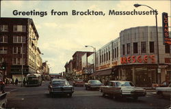 Greetings from Brockton, Massachusetts