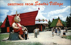 Greetings from Santa's Valley
