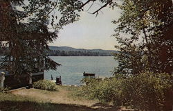 Camp Notre Dame on Lake Spofford