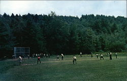 Camp Notre Dame - Barry Field