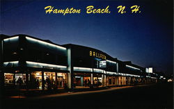View of Famous Casino in Hampton Beach