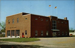 Home of the Berlin Volunteer Fire Co.