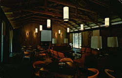 Interior of Nautilus, Asilomar Conference Grounds