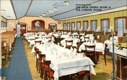 The Lobster House - Main Dining Room