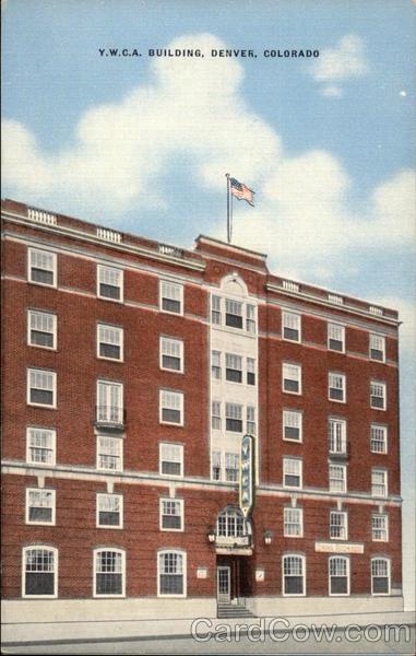 Y.W.C.A. Building in Denver Colorado