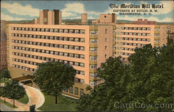 The Meridian Hill Hotel Washington District of Columbia