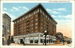 Street View of Hotel Deming