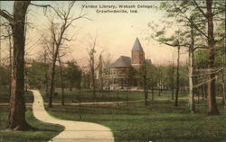 Yandes Library, Wabash College
