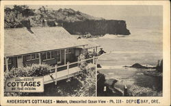 Anderson's Cottages - Modern, Unexcelled Ocean View