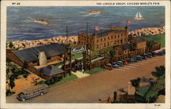 The Lincoln Group Postcard