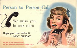 Person to Person Call