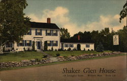 Shaker Glen House Postcard