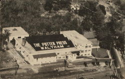 Aerial View of the Potter Press