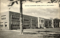 Sayville Elementary School on Long Island