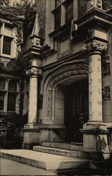 Doorway at Emma Willard School