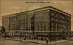 Street View of Hotel Burritt