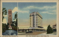 The Walesbilt Hotel Postcard