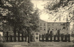 Alexander Hall, Princeton Theological Seminary