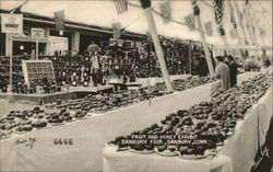 Danbury Fair - Fruit and Honey Exhibit
