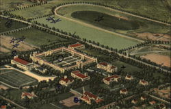 Air View, New Mexico Military Institute