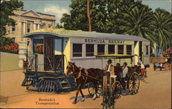 Bermuda's Transportation
