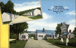 Blue Star Motel Cabins