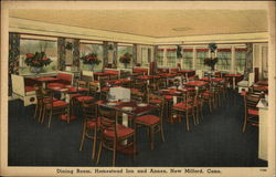 Dining Room, Homestead Inn and Annex