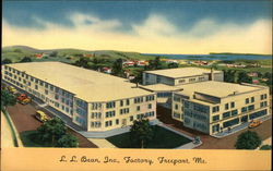 LL Bean, Inc. Factory