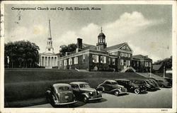 Congregational Church and City Hall