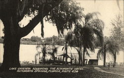 Lake Orienta Adjoining the Altamonte Hotel
